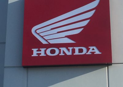 Honda Sign by Rocket