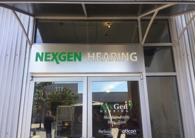 Rocket Signs Installation NexGen